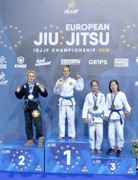 European IBJJF 2018